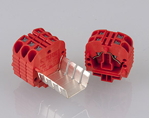 Push-in Distribution Connectors (Halogen Free)